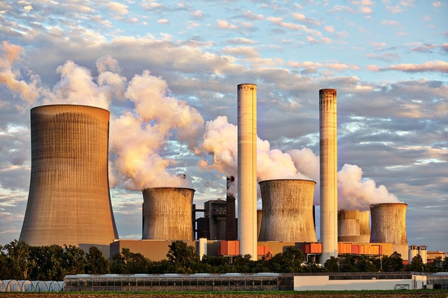 NUCLEAR POWER PLANTS AND STERILIZATION
